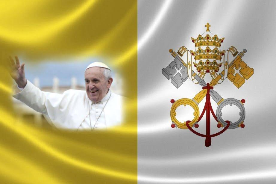 Afbeelding Vacitaan paus Fransiscus